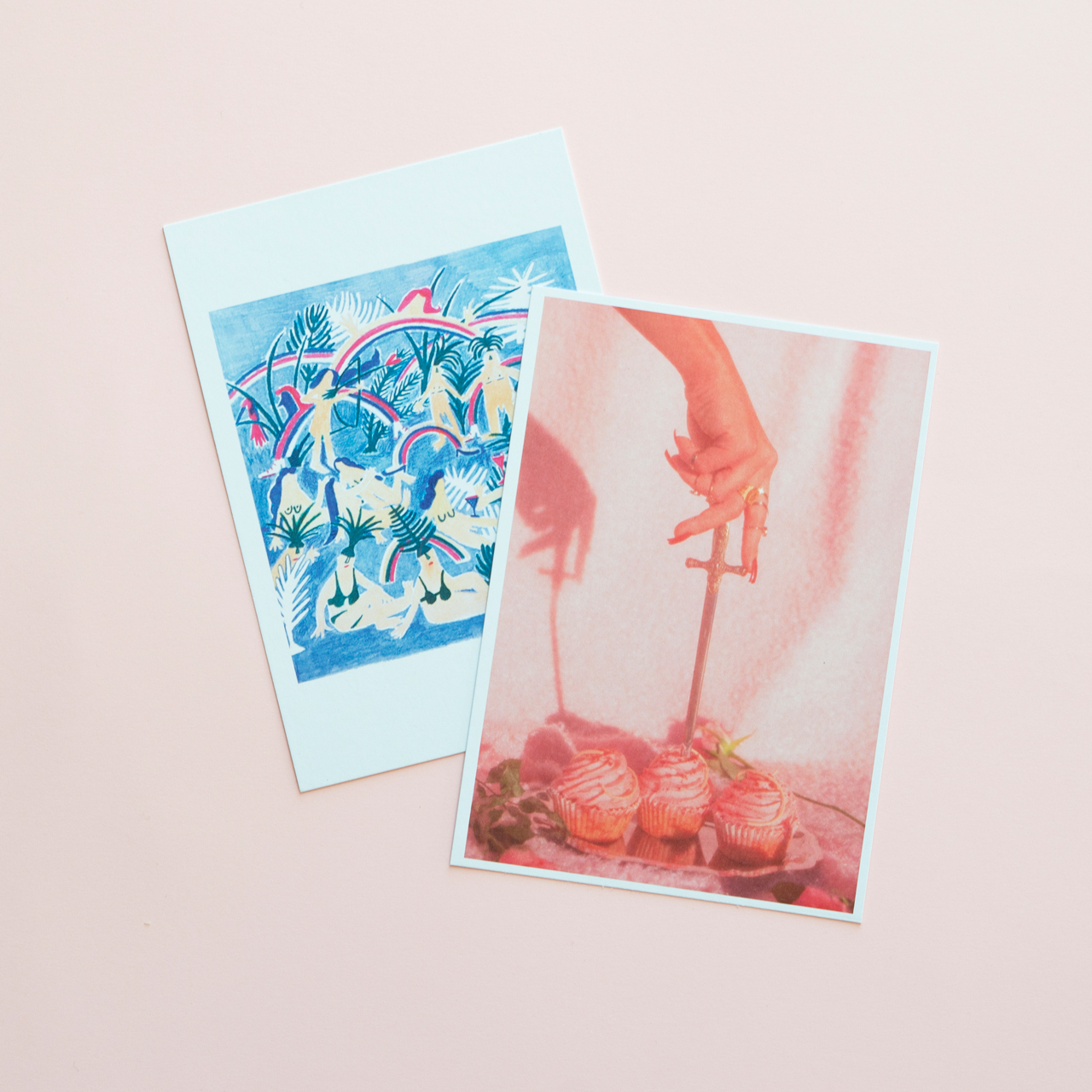 Vol. 2 Postcards